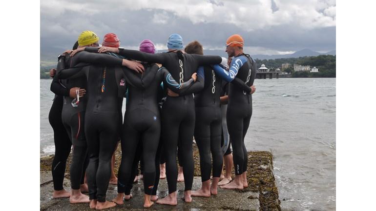 Team Irfon 12 Mile Castle to Castle Swim Challenge