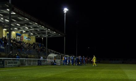 Lights Out For Bangor City