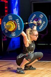 Catrin Takes Silver on The Gold Coast
