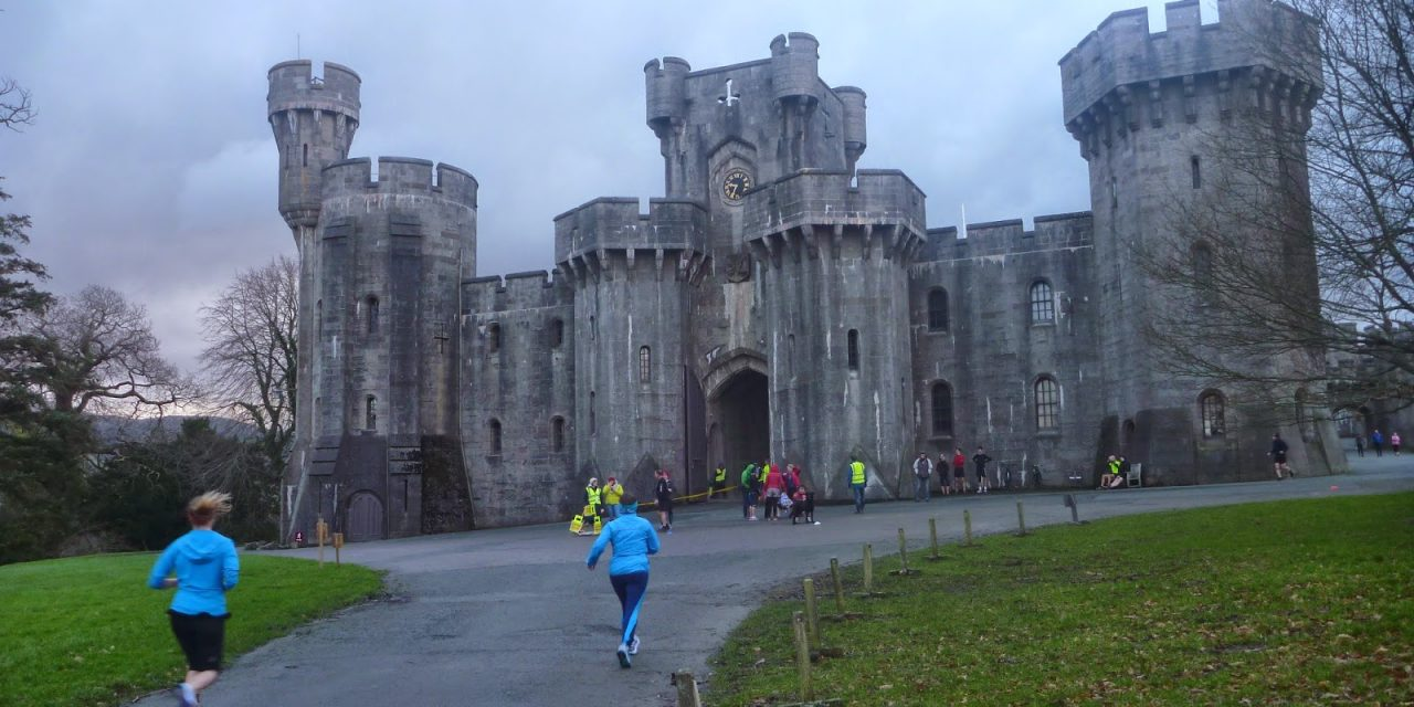 Beginners Running Group at Penrhyn Castle