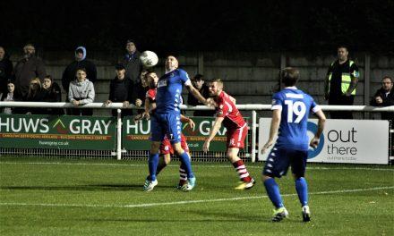 Bangor City Top The Welsh Premier After Nomads Win