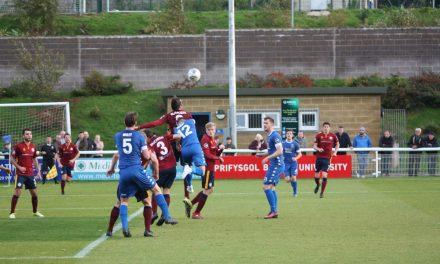 Cardiff Met Uni stun Bangor City with late comeback