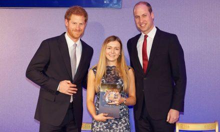 Bangor University Student Elan Gilford Receives Diana Legacy Award