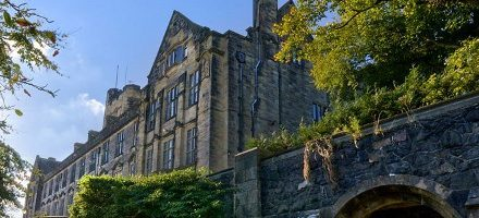 History On The Hill At Bangor University