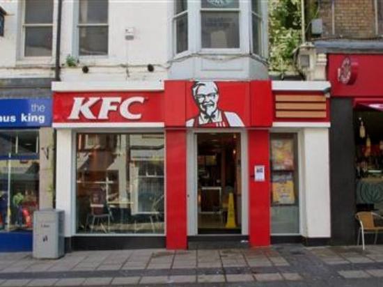 KFC Bangor High Street