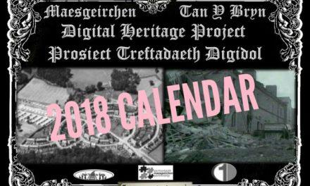 Maesgeirchen to launch its own 2018 Calendar