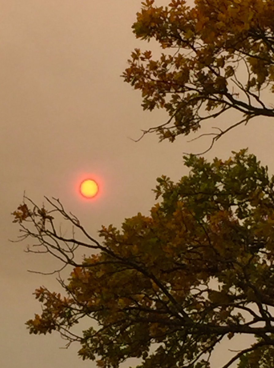 Red Sun Over Bangor