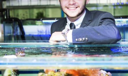 Young Bangor fish entrepreneur believes 'any fin' is possible