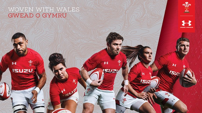 Bangor To Feature On New Wales Rugby Shirt