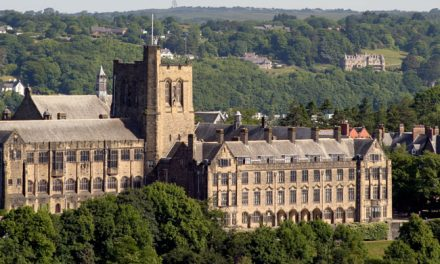 Vote for Bangor to win the UK's 'Most Beautiful University' award!