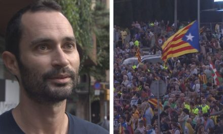Bangor Man Goes Home To Vote In Catalonia Referendum
