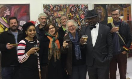 Bangor Arts Initiative launches African Art Exhibition and Workshops
