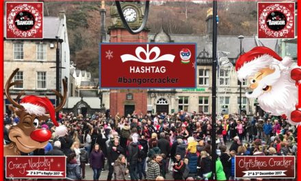 Bangor set for Christmas Cracker 2017