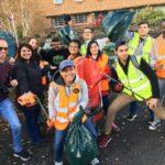 International Students Go Green Around Bangor