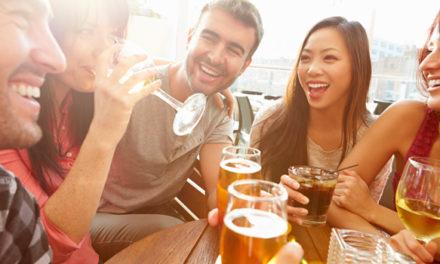 Bangor University study reveals different emotional responses to alcohol