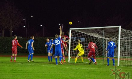 Bangor City secure vital 2-0 win at Connah's Quay