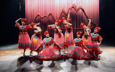 Confucius Institute brings the Chongqing Performance Company to North Wales