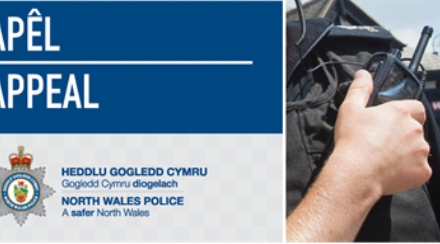 Suspect vehicle sought after Caernarfon road house burglary