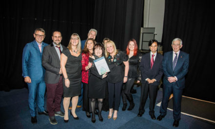 Ysbyty Gwynedd Medical Education Centre receives top award