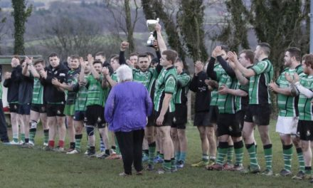 Bangor Rugby Club pay tribute to two stalwarts in Banc – Williams memorial match