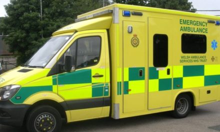 "Welsh Ambulance Service ""Think twice before you call us this New Year's Eve"""