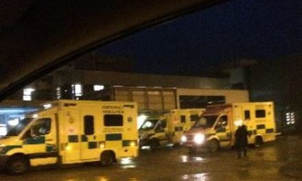 Betsi Cadwaladr sees 70% reduction in emergency department ambulance delays