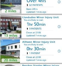 The A&E Waiting Time App that can save hours waiting and ease pressure on Emergency Departments