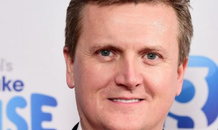 Aled Jones returns to the BBC and apologises for his actions