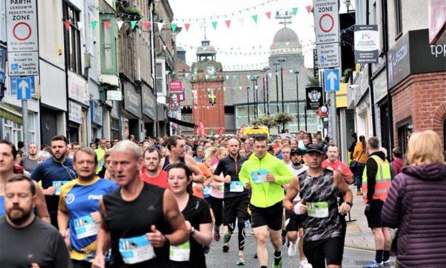 Entries are open for 2018 Bangor 10k & Half Marathon