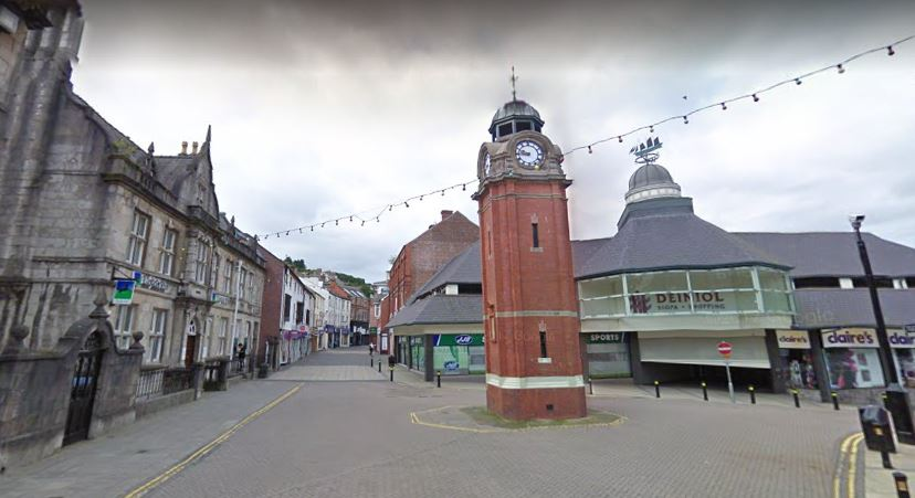 Official – Bangor High Street is the longest in Wales