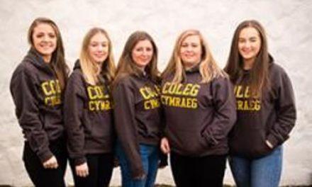 Coleg Cymraeg Cenedlaethol appoints student Ambassadors at Bangor University