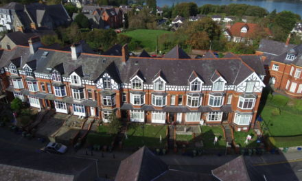 Block of Student Flats for sale at £2.25m on Bangor's 'Golden Mile'