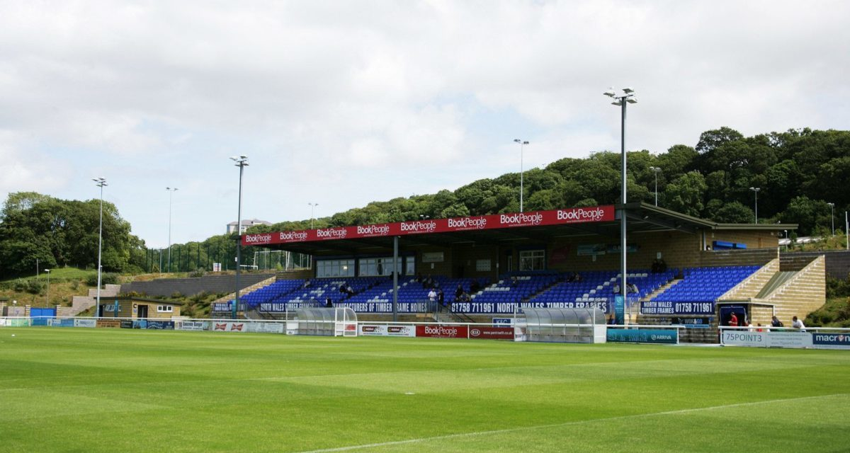 Bangor return home with win against rivals Rhyl
