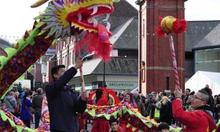 Bangor Celebrates Chinese New Year with Dragon Parade