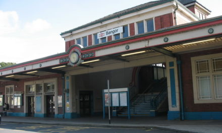 Plans submitted to provide new WiFi access at Bangor Railway Station