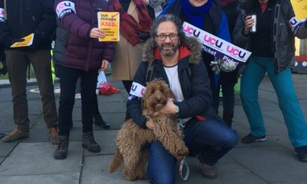 Bangor University staff begin strike action over pensions