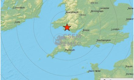 Earth Tremor Felt Across North Wales