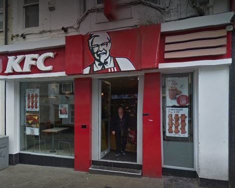 KFC in Bangor closes due to chicken shortage