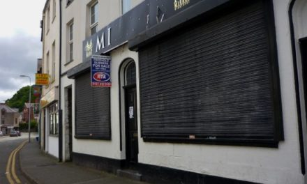 Start-Up Retail Units planned for former Bangor Nightclub