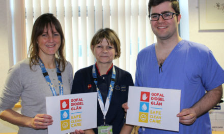 Safe Clean Care initiative aims to reduce patient infection rates