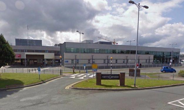 Outrage over Ysbyty Gwynedd Vascular services downgrade