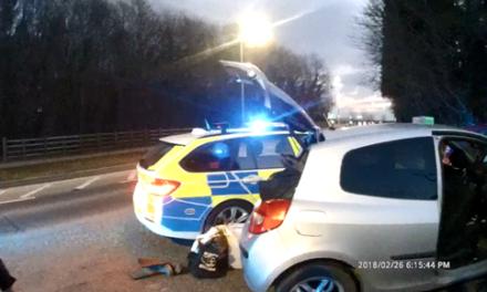 Police arrest Liverpool drug dealer travelling to Bangor