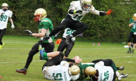 Bangor Uni's American Football Team seek rule change after cup disappointment