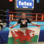 Connor Burns retains Welsh welterweight boxing title