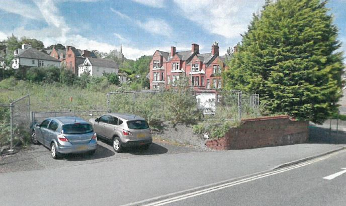 Deiniol Road Temporary Car Park Plans Approved