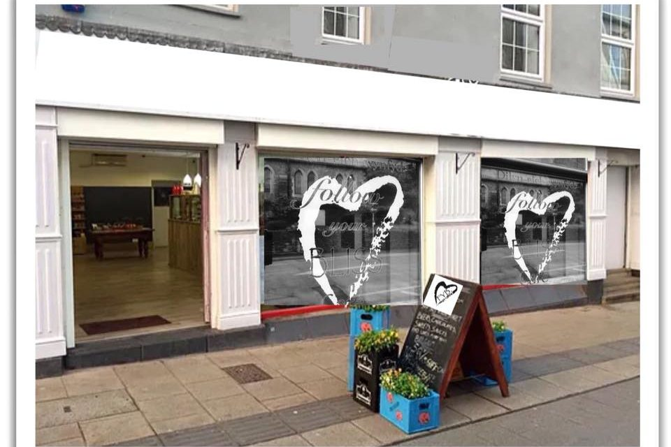 Follow Your Bliss Café to relocate with plans to create a wellness centre for Bangor