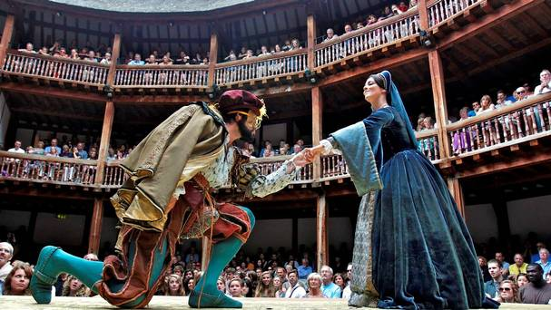 Shakespeare's Globe On Tour to perform at Pontio Bangor