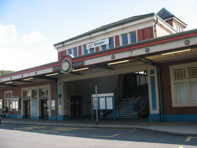 WiFi Plans approved for Bangor Station
