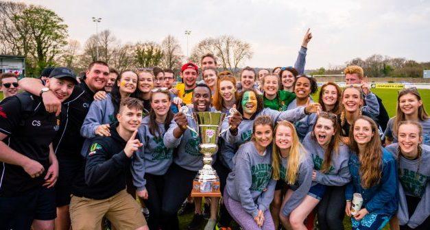 Bangor University beat Aberystwyth to win Varsity 2018