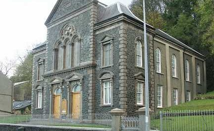 Application for apartments and office space at former Bangor chapel